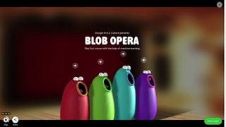 Blob Opera: Don't Stop Me Now - Queen