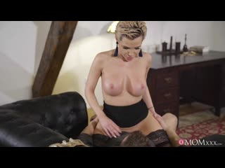 [MomXXX] Subil Arch - [2020, All Sex, Blonde, Tits Job, Big Tits, Big Areolas, Big Naturals, Blowjob]
