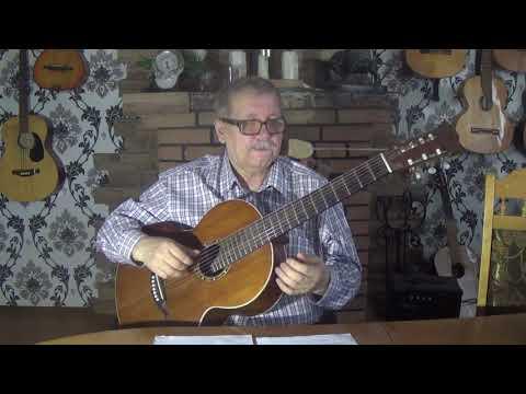 2 Технический зачёт русская 7 стр гитара Соль мажор