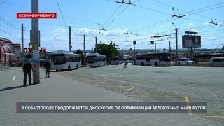 Севастопольцы злятся, чиновники просят время: дискуссия об оптимизации маршрутов