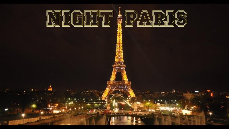 Yuri Sosnin Night Paris