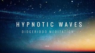 Didgeridoo Hypnotic Waves - Shamanic Grounding Meditation Music Crystal Bowls   Calm