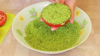🍅 Весь секрет в панировке!!! Очень вкусные Запеченные помидоры с сыром в духовке. Ирина Кукинг