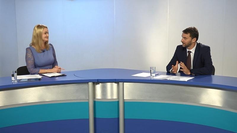 Вечерний диалог с Главой Раменского городского округа В В Неволиным 02 09 2020