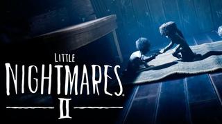ОЧЕНЬ СТРАННЫЙ ЛЕС II Little Nightmares 2 #1