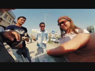 Магадан - Москва через 6 стран - Серия 18 - Узбекистан - город Андижан - граница с Таджикистаном