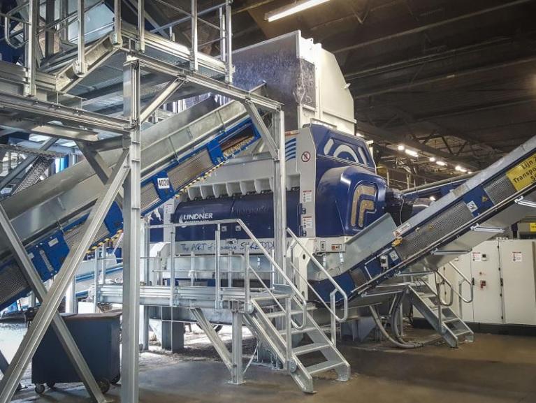 Lindner Washtech: CeDo выбирает технологию мойки Lindner для производства высококачественного измельченного материала, изображение №4