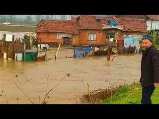 Наводнение в Бурса | Турция  6 апреля 2021 | Катаклизмы