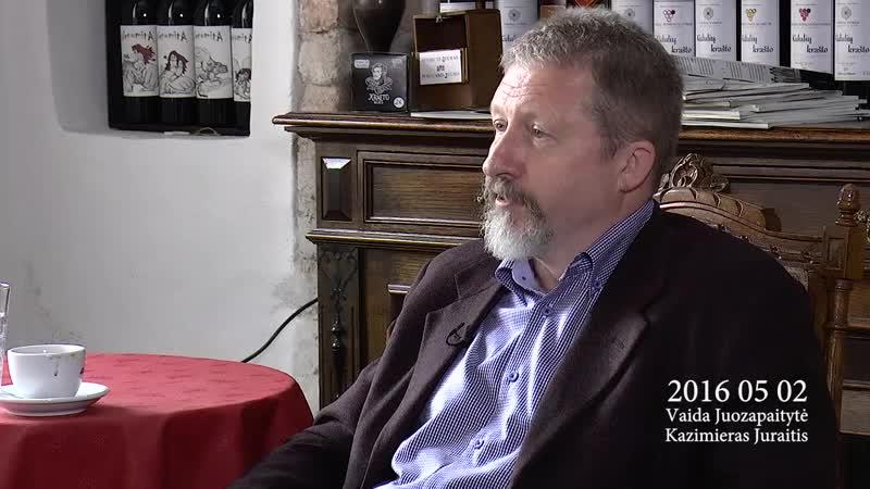 A. Butkevičius apie KGB vaidmenį sugriaunant TSRS (2016.05.02)