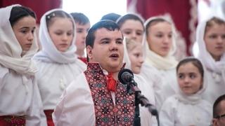 415 дітей владики Лонгина - II-частина різдвяного концерту