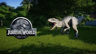 Jurassic World Evolution #24 - Подготавливаем плацдарм