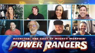 Mighty Morphin Power Rangers: The Movie Cast Reunites!