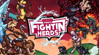 Them's Fightin' Herds - 1.0 Launch Trailer