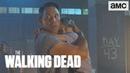 THE WALKING DEAD 9x10 Lydia's Childhood Memories Featurette HD Norman Reedus Samantha Morton