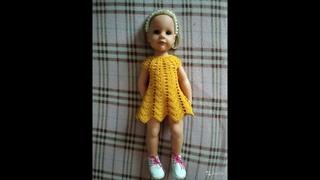 Замена глаз не шарнирной кукле готц/gotz/götz как снять голову кукле готц