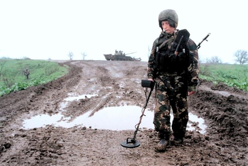 ЧЕТЫРНАДЦАТЬ ДНЕЙ НА ВОЙНЕ. Чтобы было в Чечне семнадцать лет назад. Часть 2-я