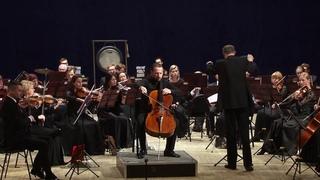 """Борис Адрианов: А. Шор - """"Музыкальное паломничество"""" , для виолончели с оркестром"""