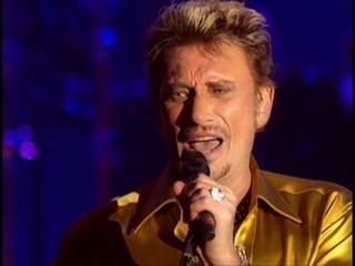 Quelques Cris - Live à la tour Eiffel 2000 - Johnny Hallyday