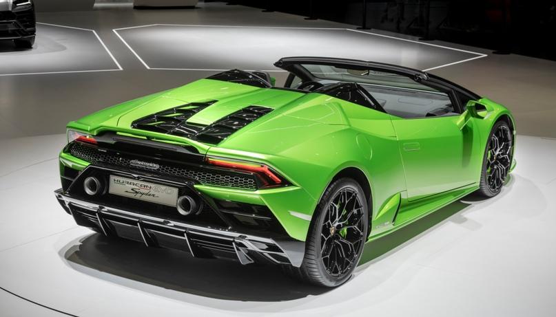 Lamborghini Huracan — суперкар с суперкомпьютером, изображение №2