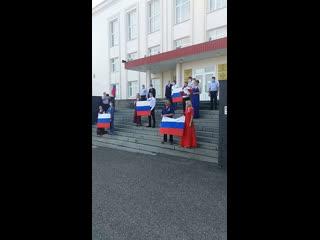 День России в Дюртюлях