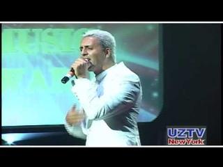 STAR SHOW-Kobi Peretz's Interview with UzbekNewYorkTV-BIG APPLE MUSIC AWARDS 2009(PART 15)
