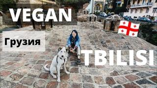 🇬🇪 Что есть вегану в ГРУЗИИ || Тбилиси ||VEGAN FAMILY
