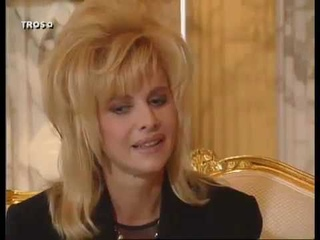Ivana Trump Interview 1992 (Donald Trump ex-wife)
