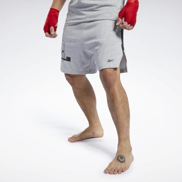 Трикотажные шорты для бокса Combat