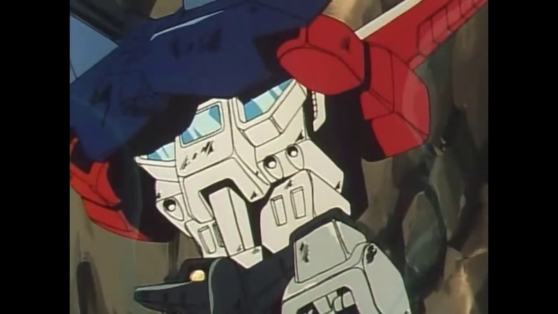 Transformers Victory Last stand of God Ginrai