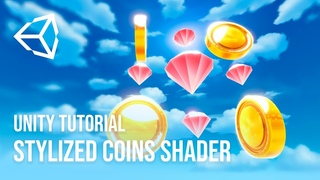 Stylized Coins Shader   Unity Tutorial