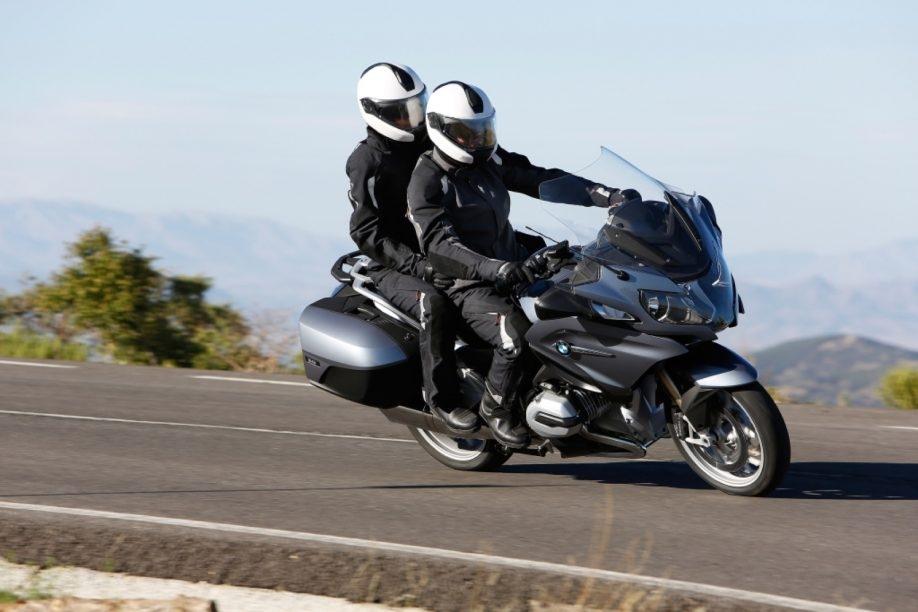 Продажи BMW Motorrad выросли на 21% в третьем квартале