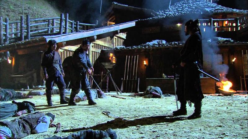 Воин Пэк Тон Су Warrior Baek Dong Soo PREVIEW