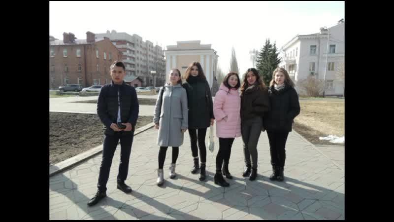 Чтецы в музее Достоевского апрель 2019