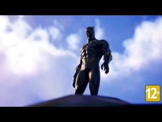 Fortnite - Короли и воины Marvel