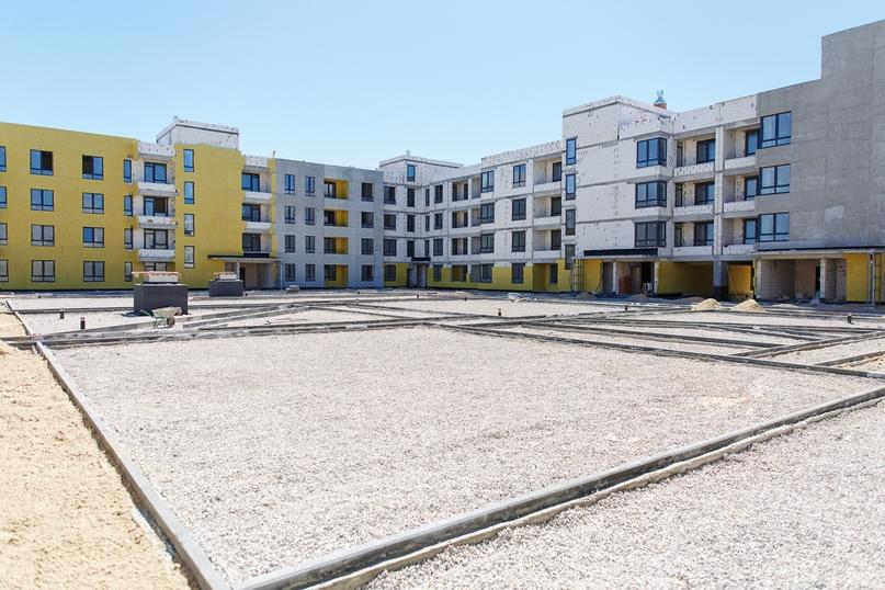 Отчет о ходе строительства ЖК «Ожогино» июнь 2020, изображение №2