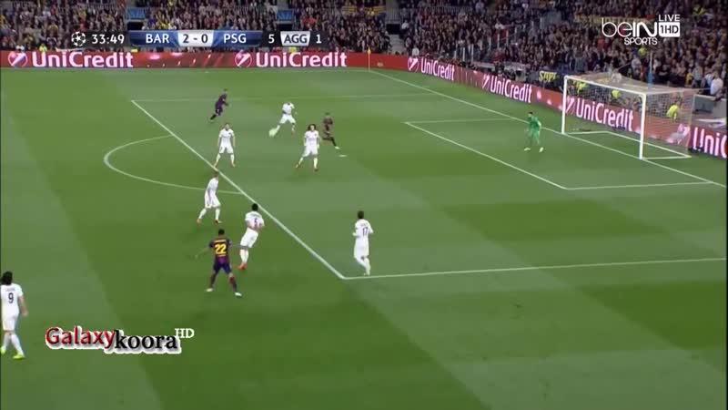Barcelona 2-0 PSG