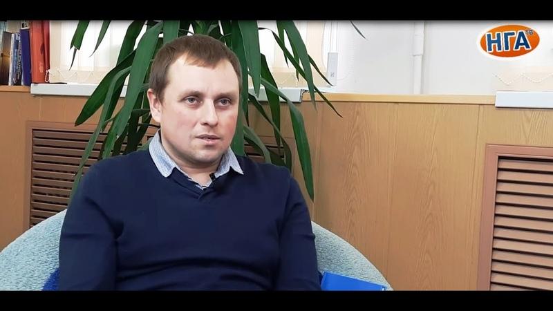 Интервью Андрея Дмитриева Давайте знакомиться Выпуск 2