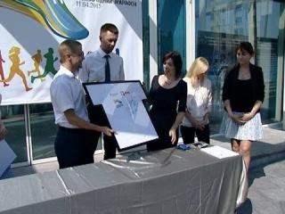 Слоган для второго Харьковского международного марафона придумают горожане