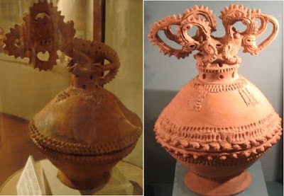 Древние изображения высокотехнологичных машин и инструментов