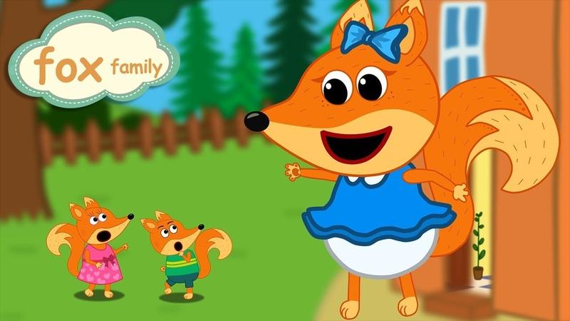 Fox Family en Español Capitulos Completos nuevos Familia de fox para niños 81