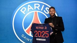 #NeymarJr2025   The Interview   PSG