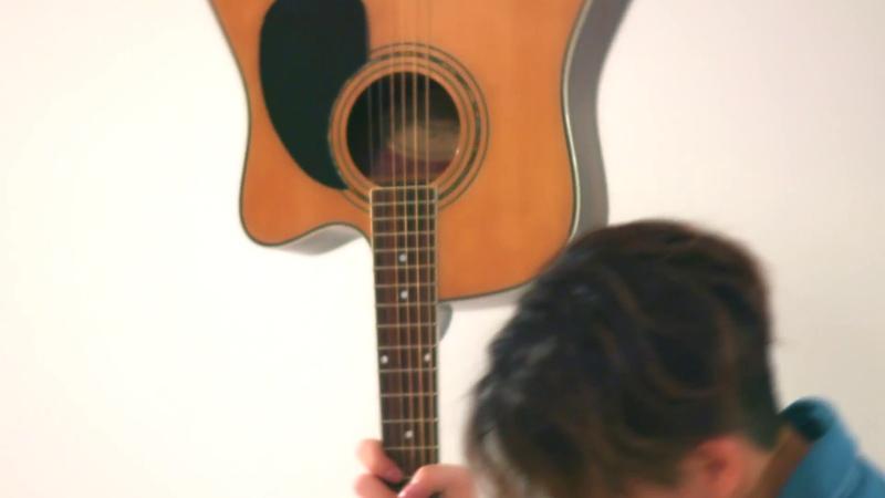 흔한 기타리스트의 기타사용법