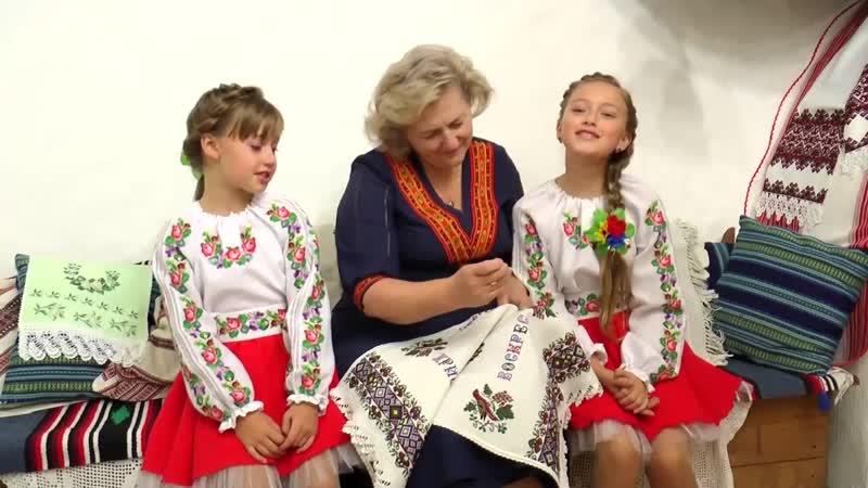 Бабушкина Вышиванка