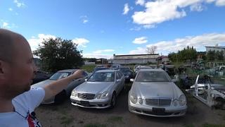 Самая дорогая реставрация BMW E39. Покупаем двигатель для Mercedes подписчика.