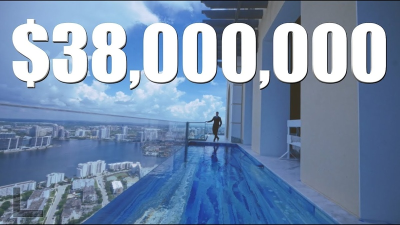 Touring a $38 Million Dollar Miami Penthouse Peter J Ancona Vlog 001