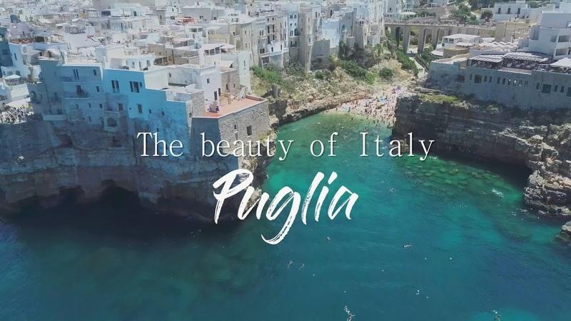 The beauty of Italy Puglia 4K Drone