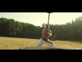 The ultimate training of kyokushin karate
