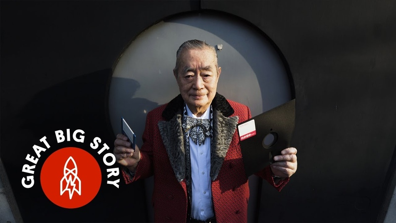 Japan's Master Inventor Has Over 3 500 Patents