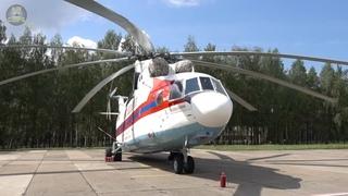 Flight in World's LARGEST HELI!!! Mi-26 ULTIMATE COCKPIT MOVIE, 70 Pax! [AirClips Cockpit Docu]