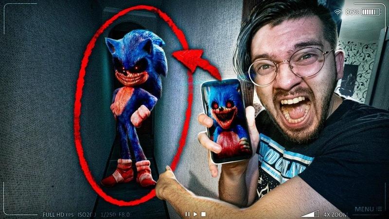 НЕ ЗА ЧТО НЕ ЗВОНИ Sonic 666 В 300 НОЧИ ! *он пришел домой* Потусторонние ! sonic.exe